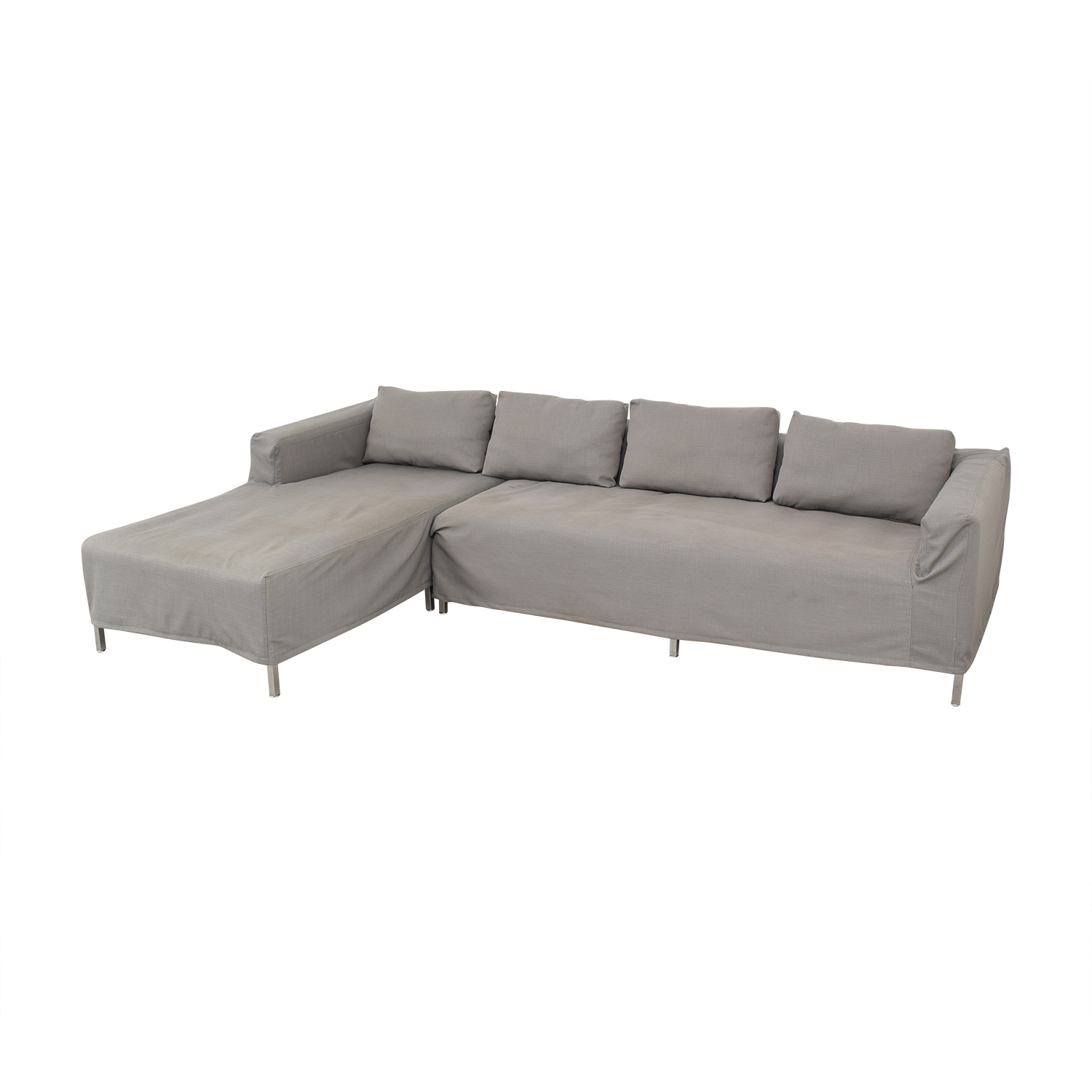 Gus Modern Gus Modern Sectional Sofa with Chaise on sale