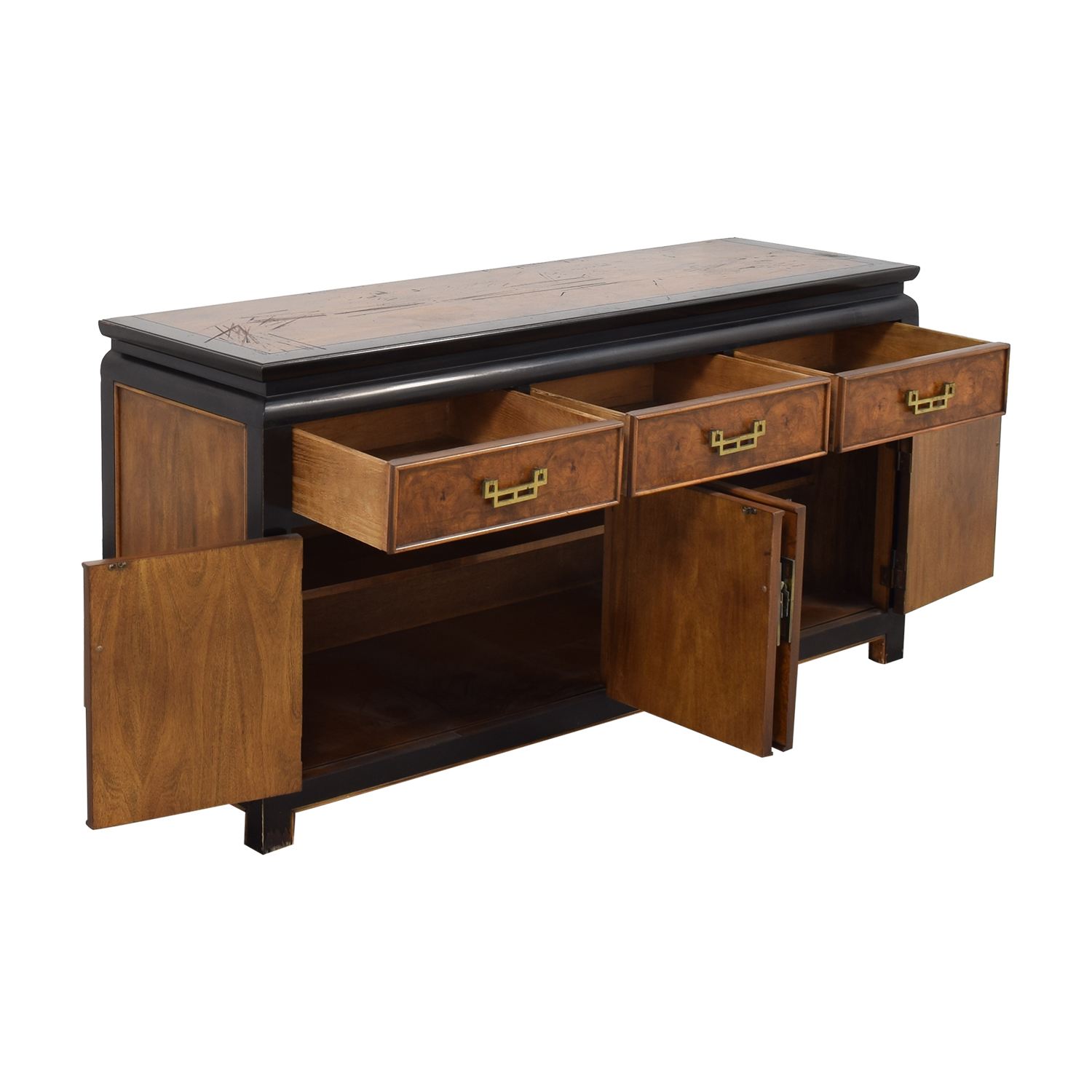 Century Furniture Century Furniture Chin Hua Credenza Buffet Storage