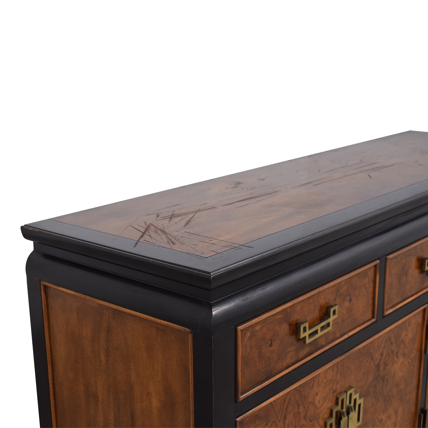 shop Century Furniture Chin Hua Credenza Buffet Century Furniture Cabinets & Sideboards