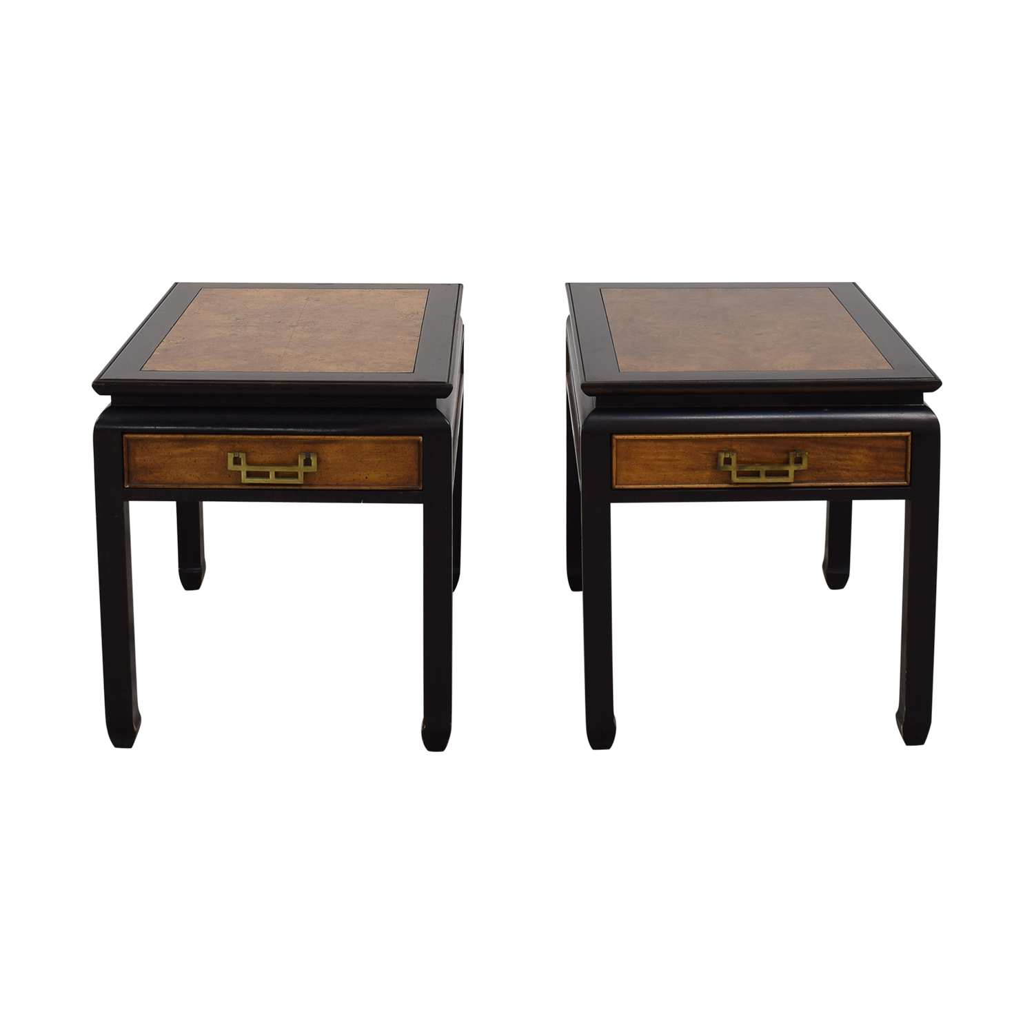 Century Furniture Century Furniture Chin Hua Collection End Tables Tables