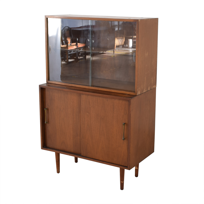 Macy's Macy's Mid Century Modern Cabinet discount
