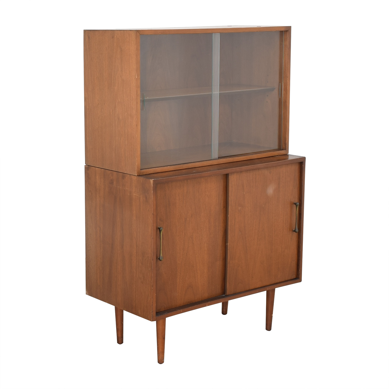 Macy's Macy's Mid Century Modern Cabinet ma