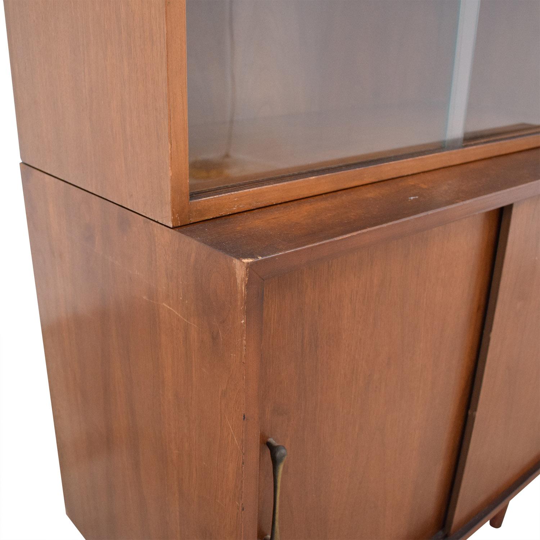 Macy's Macy's Mid Century Modern Cabinet ct