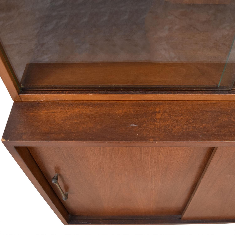 Macy's Macy's Mid Century Modern Cabinet Storage