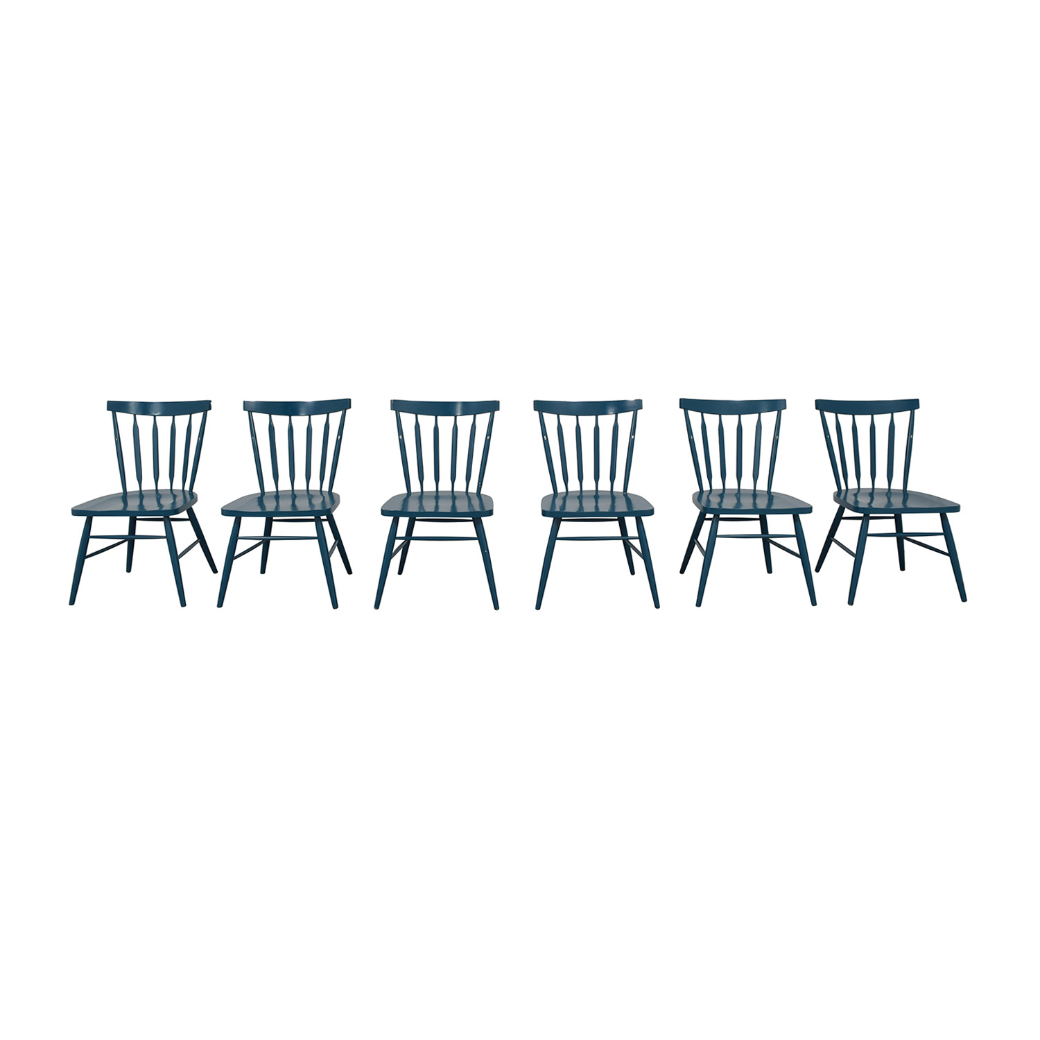 47% OFF - Crate & Barrel Crate & Barrel Kitchen Chairs / Chairs