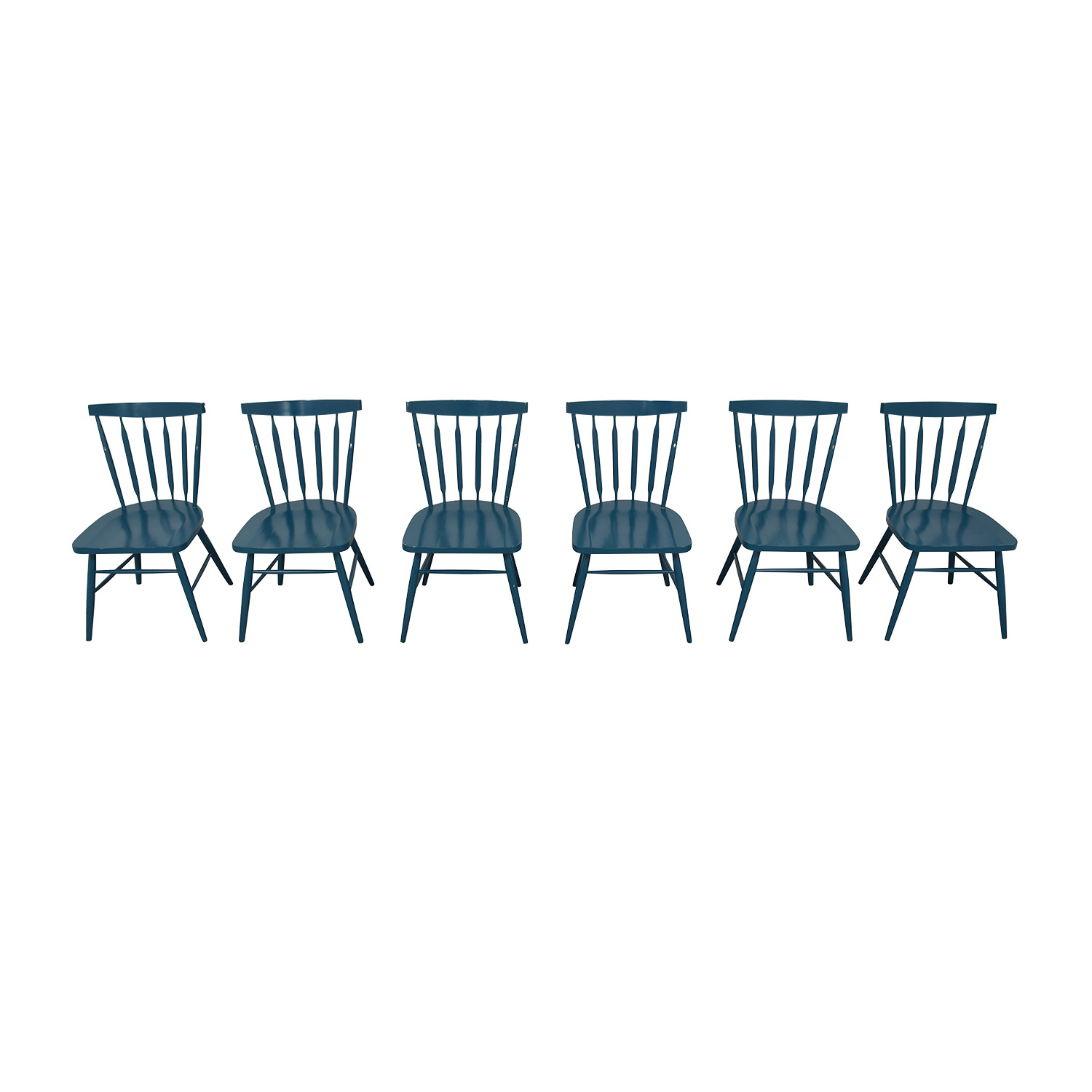 53% OFF - Crate & Barrel Crate & Barrel Kitchen Chairs / Chairs