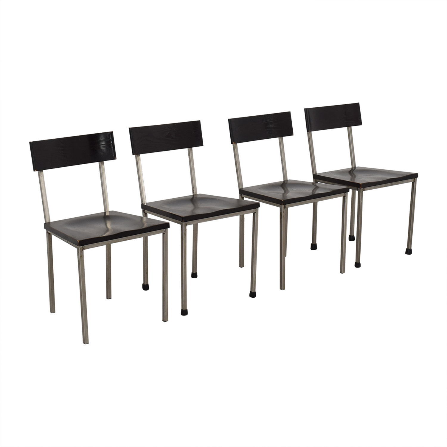 Parallel Lines Parallel Lines Dining Chairs used