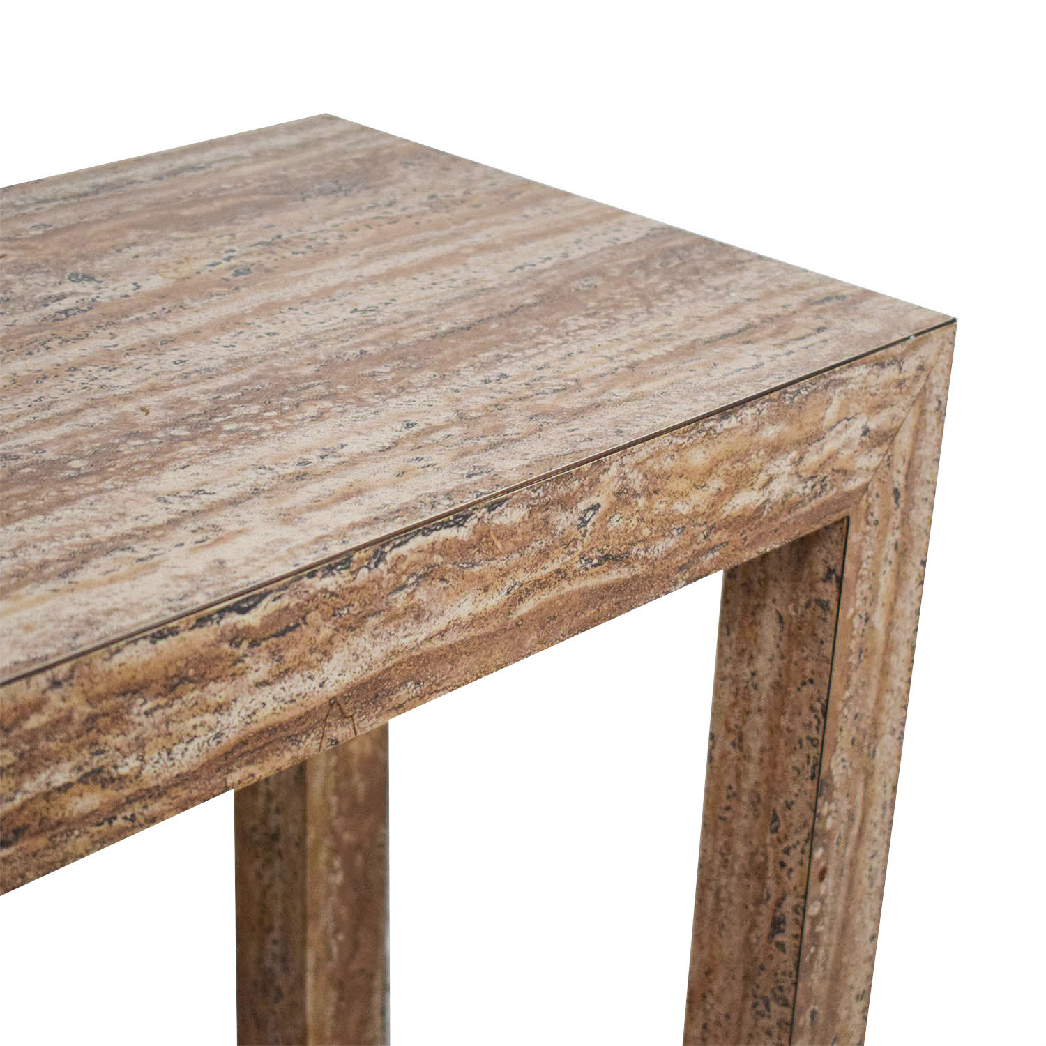 Parsons Console Table price