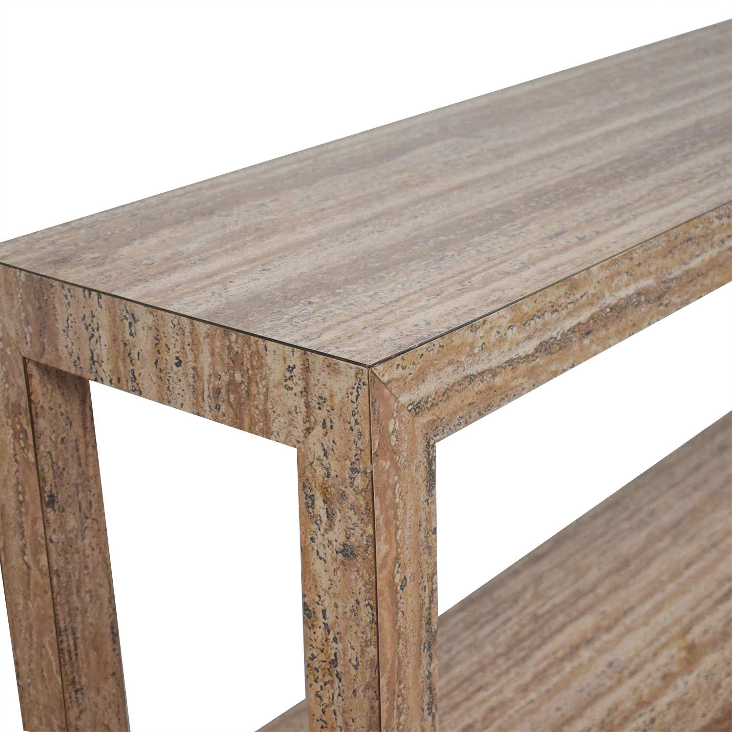 Parsons Console Table tan