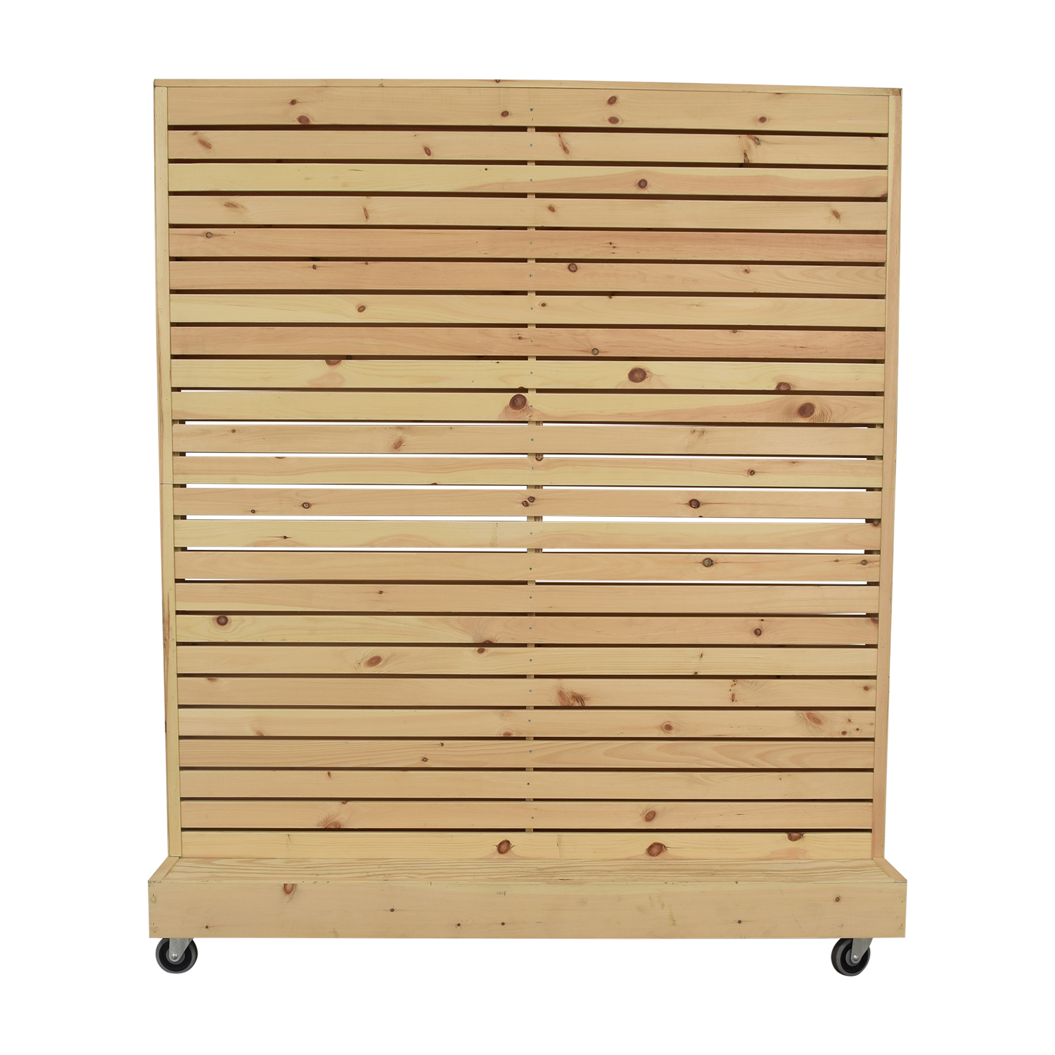 Natural Wooden Room Divider discount