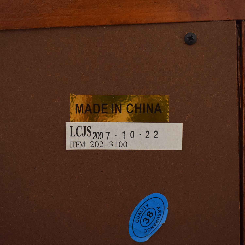 Macy's Macy's Bordeaux II Nightstand ct