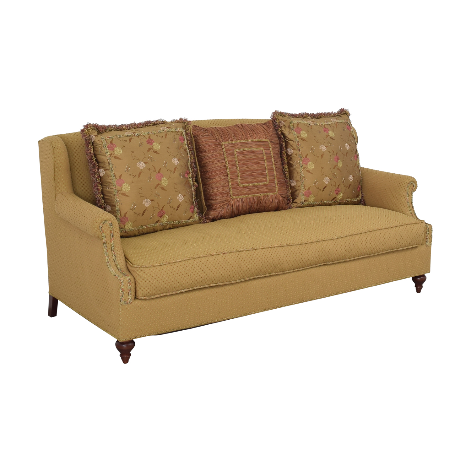 shop Domain Home Victorian Style Ember Sofa Domain Home