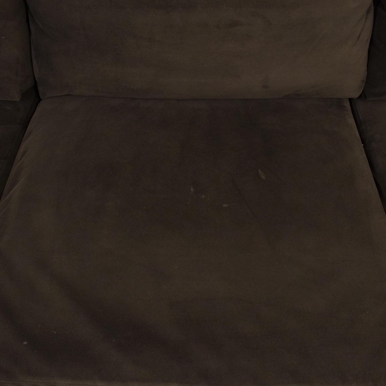 buy Crate & Barrel Crate & Barrel Lounge II Sectional Sofa online