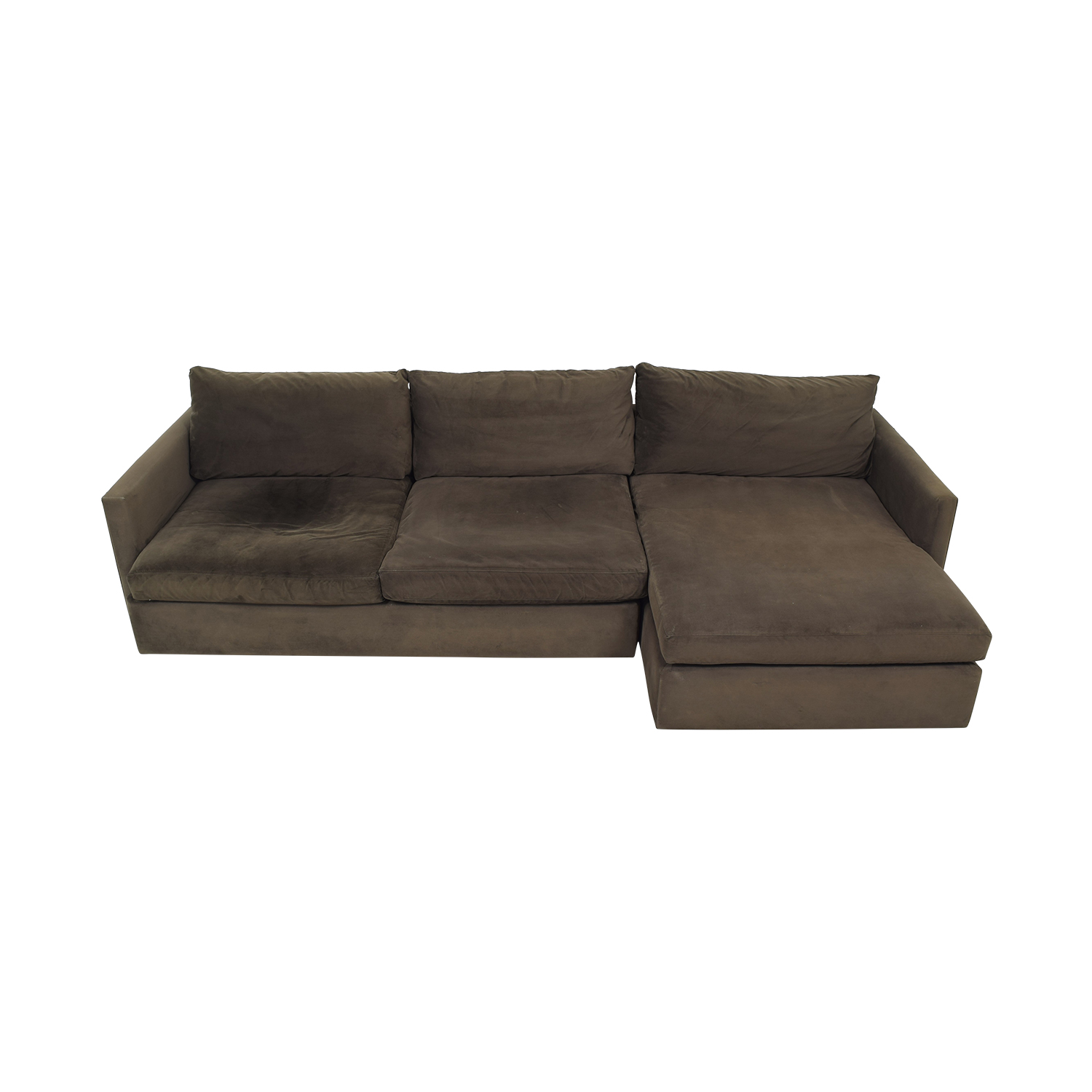 Crate & Barrel Crate & Barrel Lounge II Sectional Sofa for sale