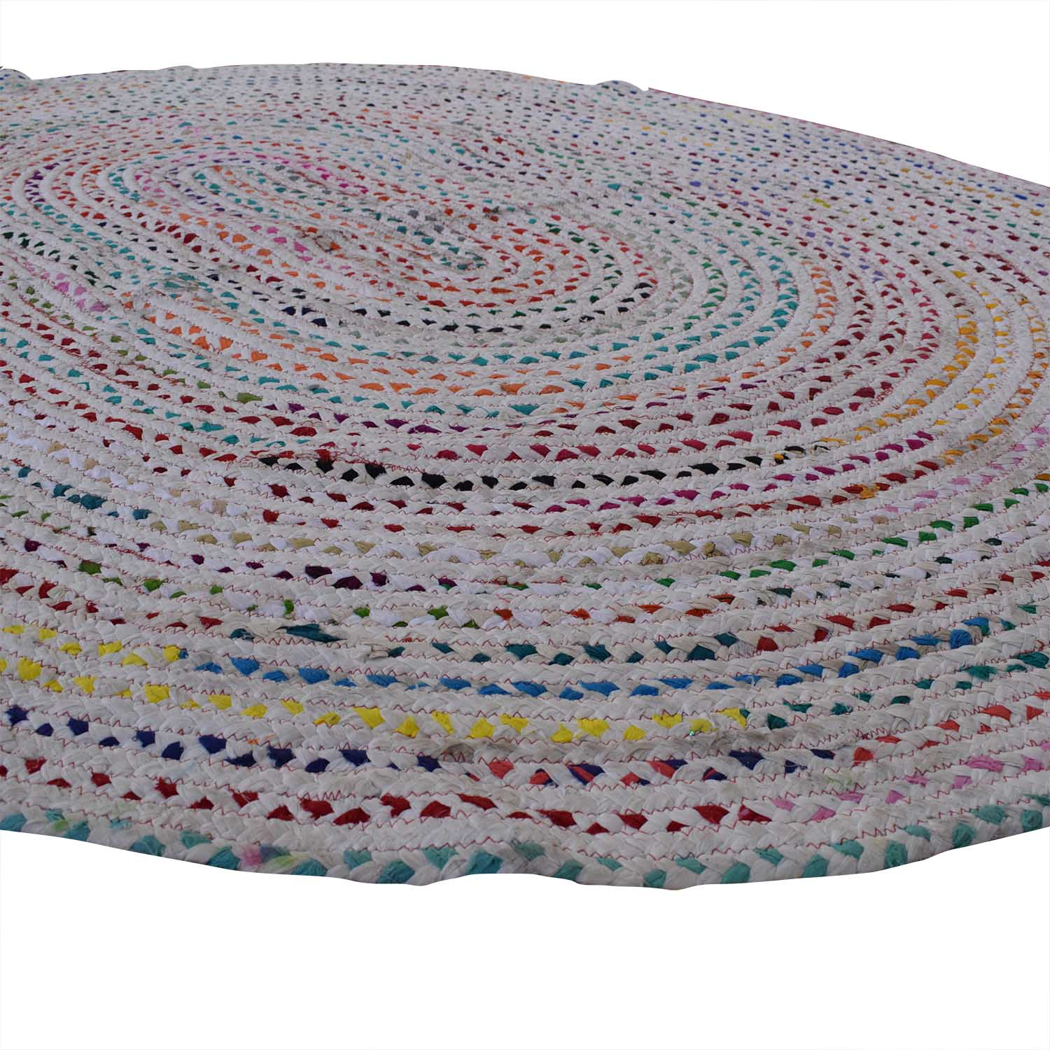 Oval Woven Rug price