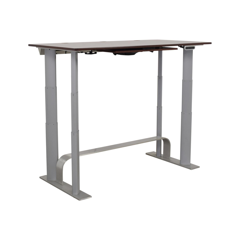 Next Desk Next Desk Terra Pro Standing Desk dimensions