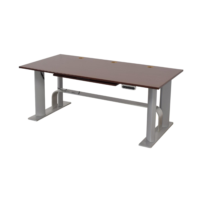 Next Desk Next Desk Terra Pro Standing Desk second hand
