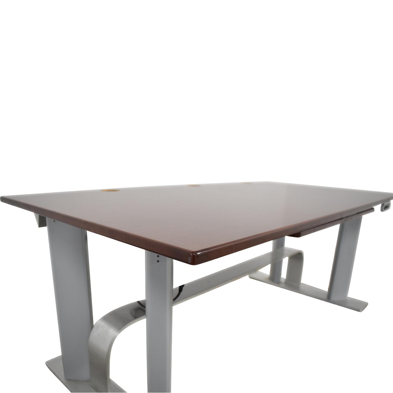 Next Desk Next Desk Terra Pro Standing Desk pa