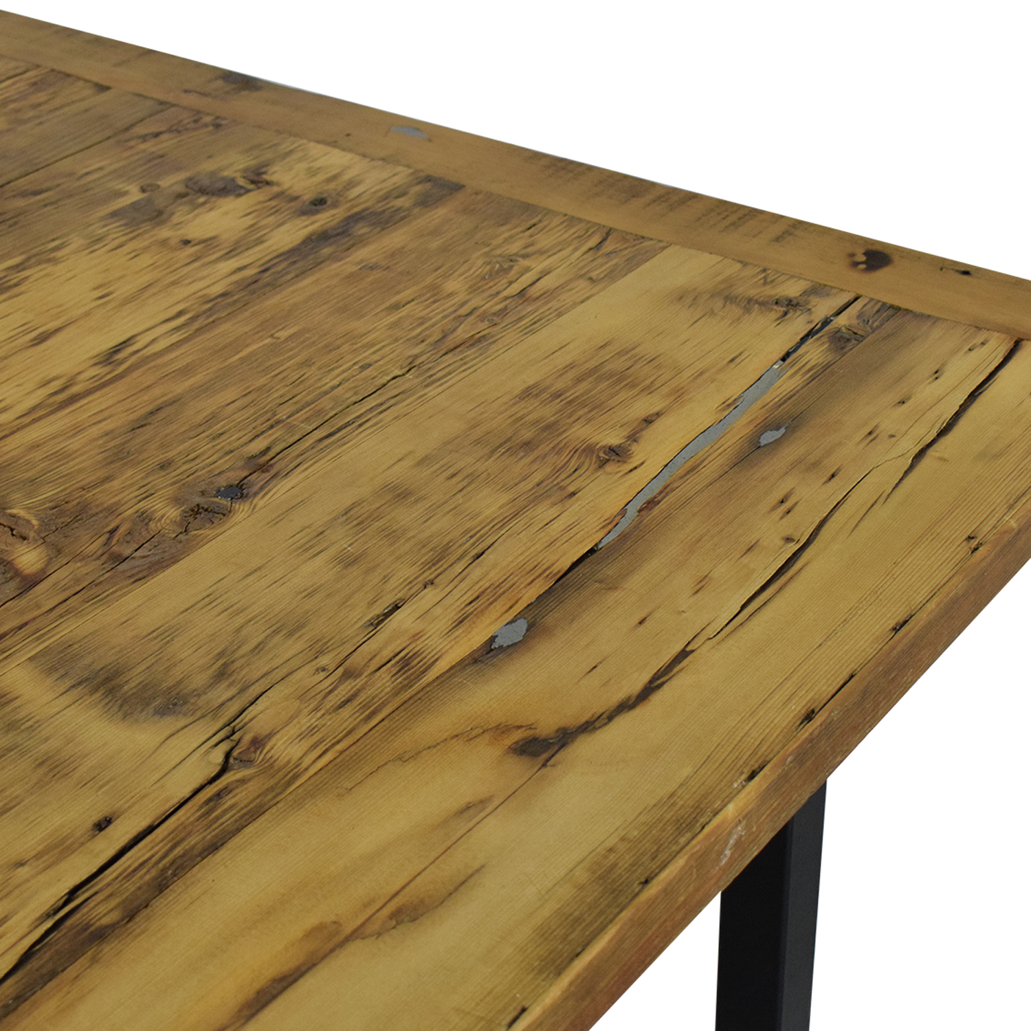 Reclaimed Dining Table nj
