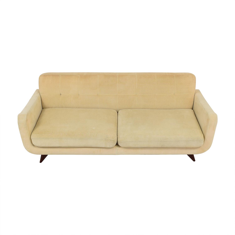 Room & Board Room & Board Anson Modern Sofa dimensions