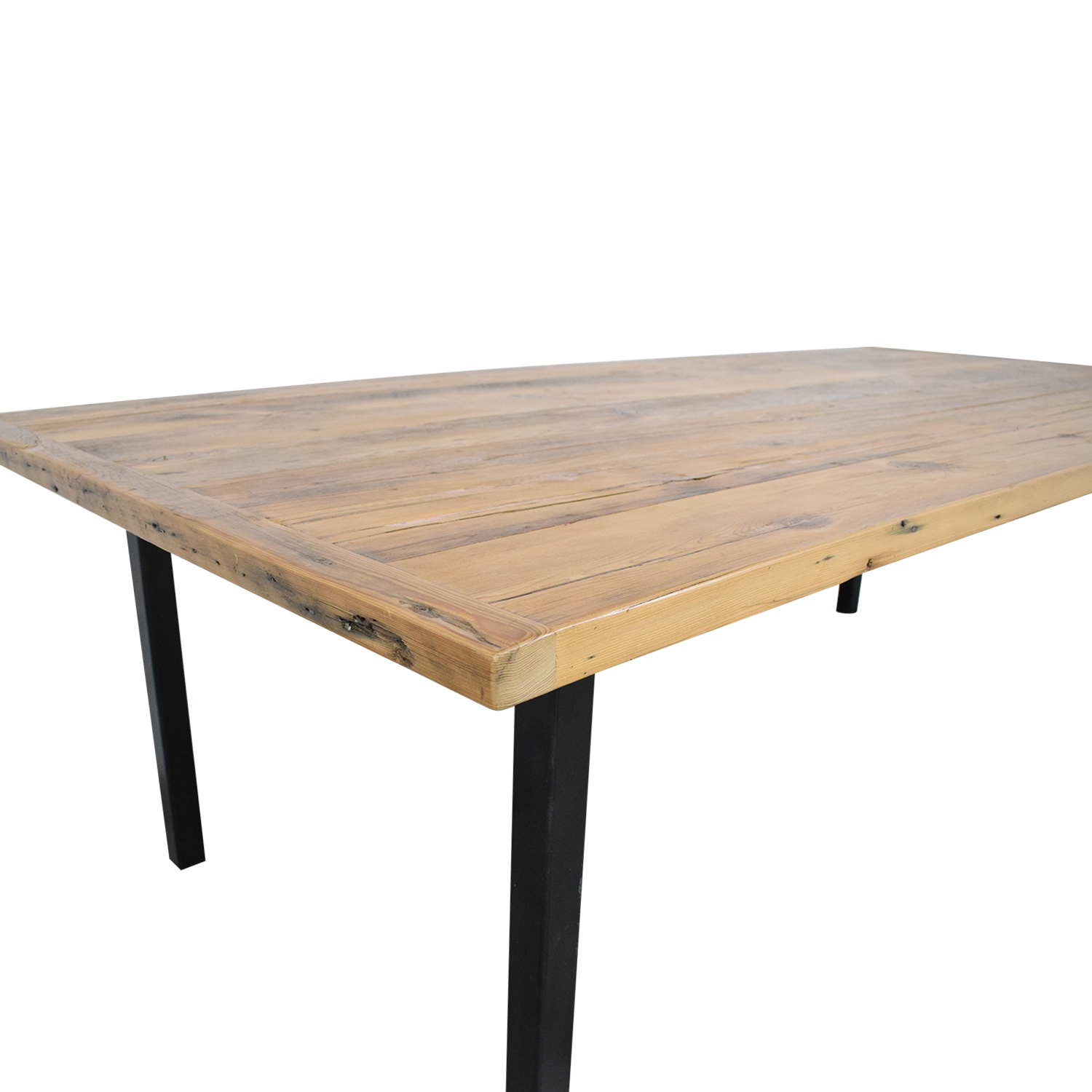 Reclaimed Wood Table coupon