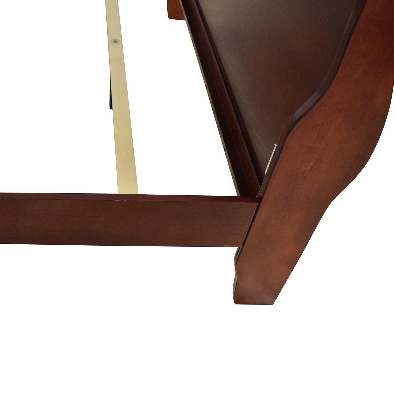 Coaster Fine Furniture Coaster Fine Furniture Queen Bed Frame brown