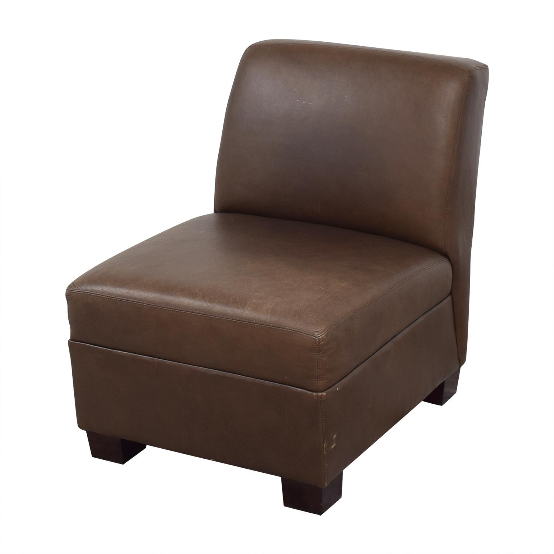 Pottery Barn Pottery Barn Trevor Slipper Chair coupon