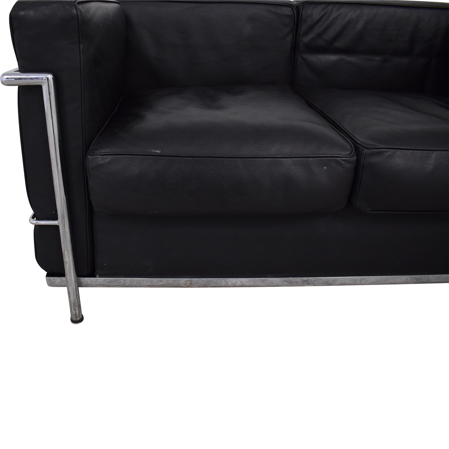 LC2-Inspired Two-Seat Sofa / Sofas