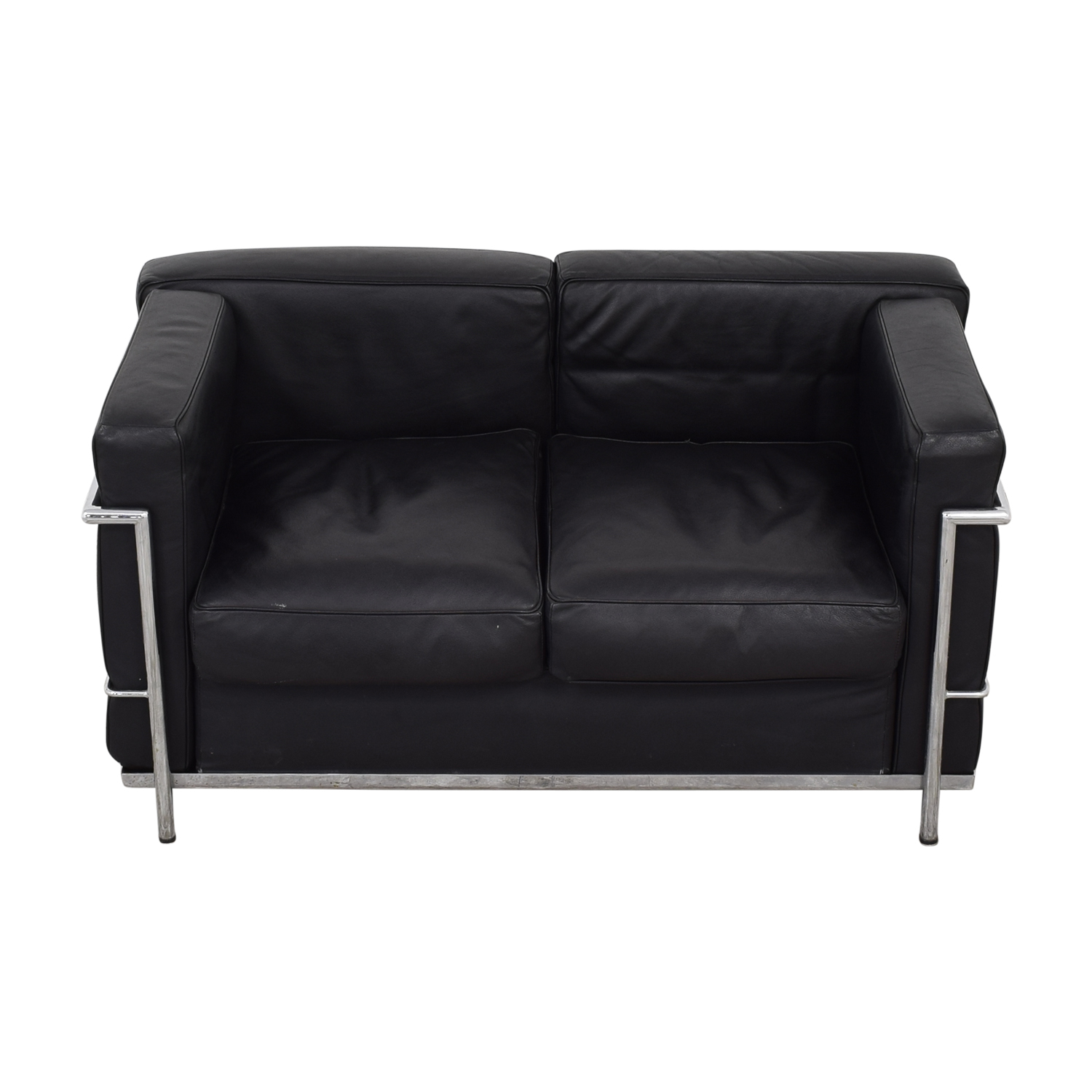 shop LC2-Inspired Two-Seat Sofa  Loveseats