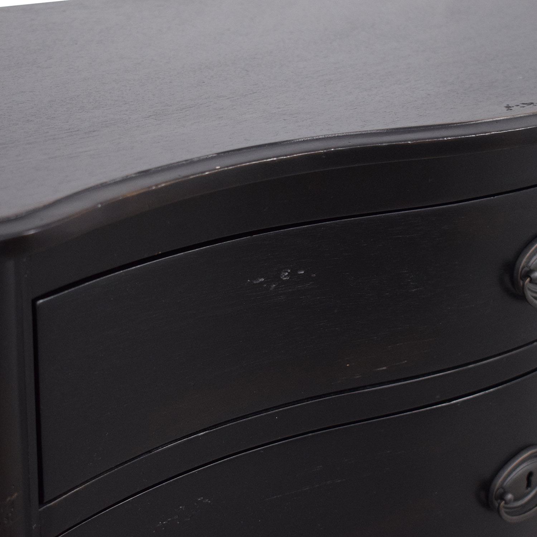 Restoration Hardware Restoration Hardware Empire Rosette Four Drawer Dresser for sale