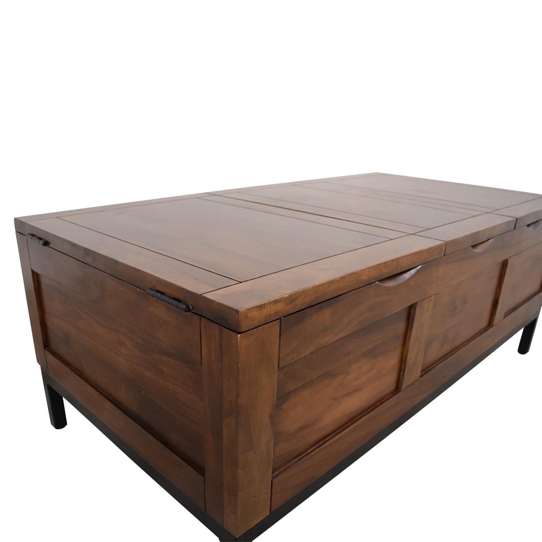 shop Crate & Barrel Crate & Barrel Tucker Trunk online