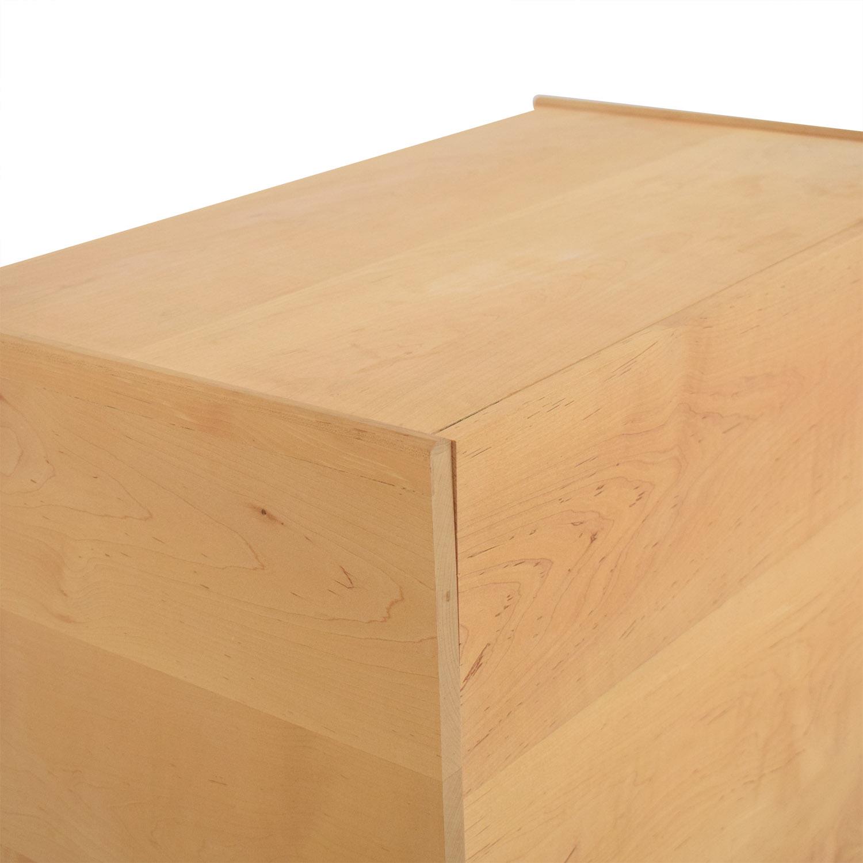 buy Custom Minimalist Dresser with Fold Down Level