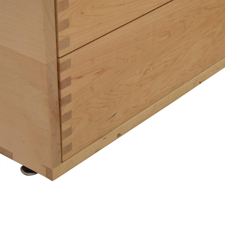 buy Custom Minimalist Dresser with Fold Down Level  Dressers