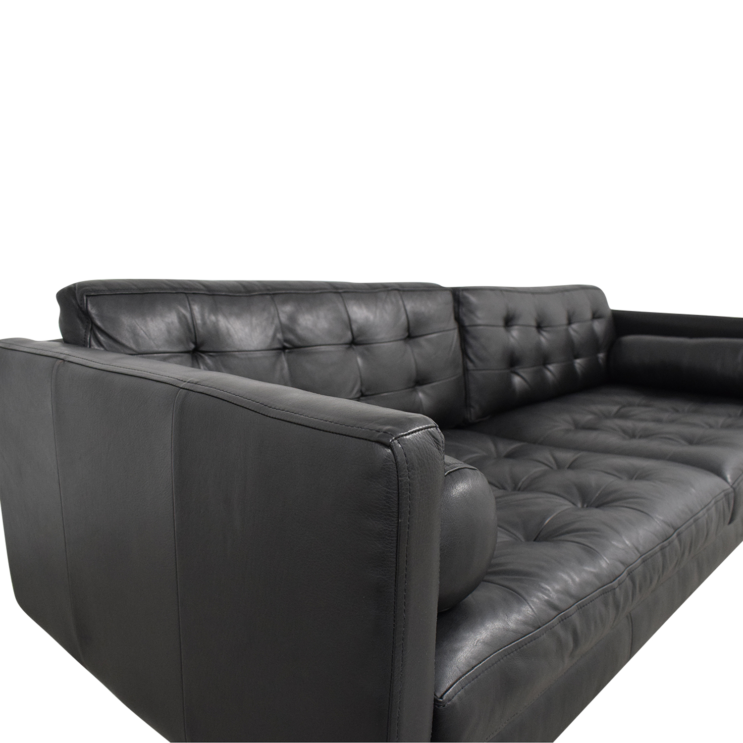 Tufted Mid Century Lounge Sofa for sale