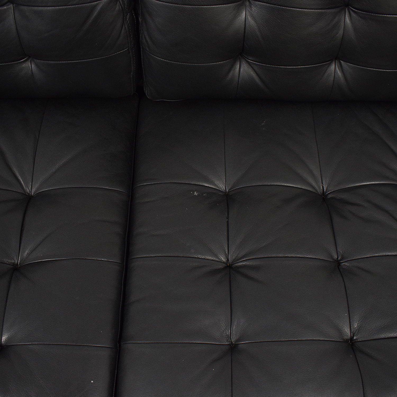 buy Tufted Mid Century Lounge Sofa  Classic Sofas