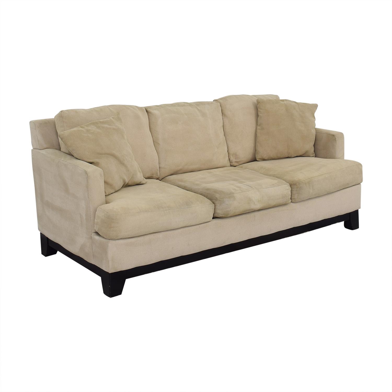 Bauhaus Three Seat Sofa sale