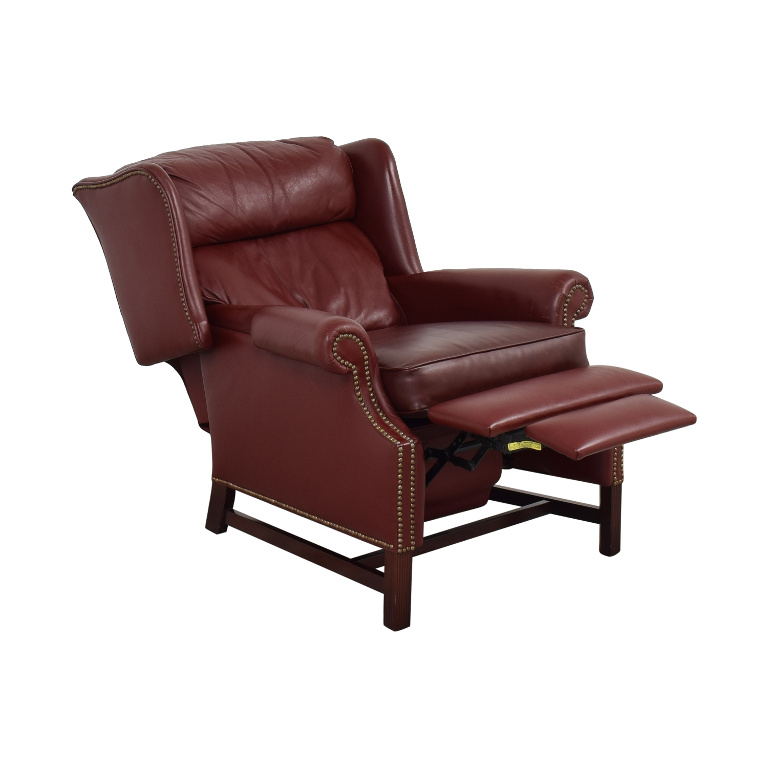 Classic Leather Recliner Chair / Chairs