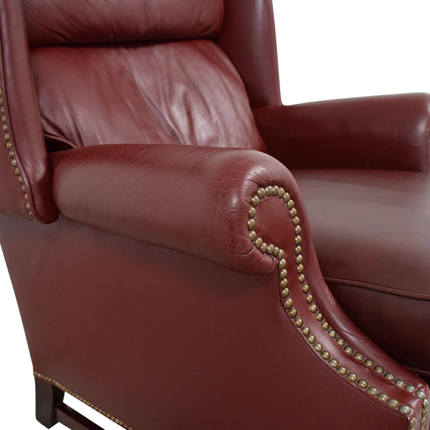 shop Classic Leather Recliner Chair Classic Leather Recliners