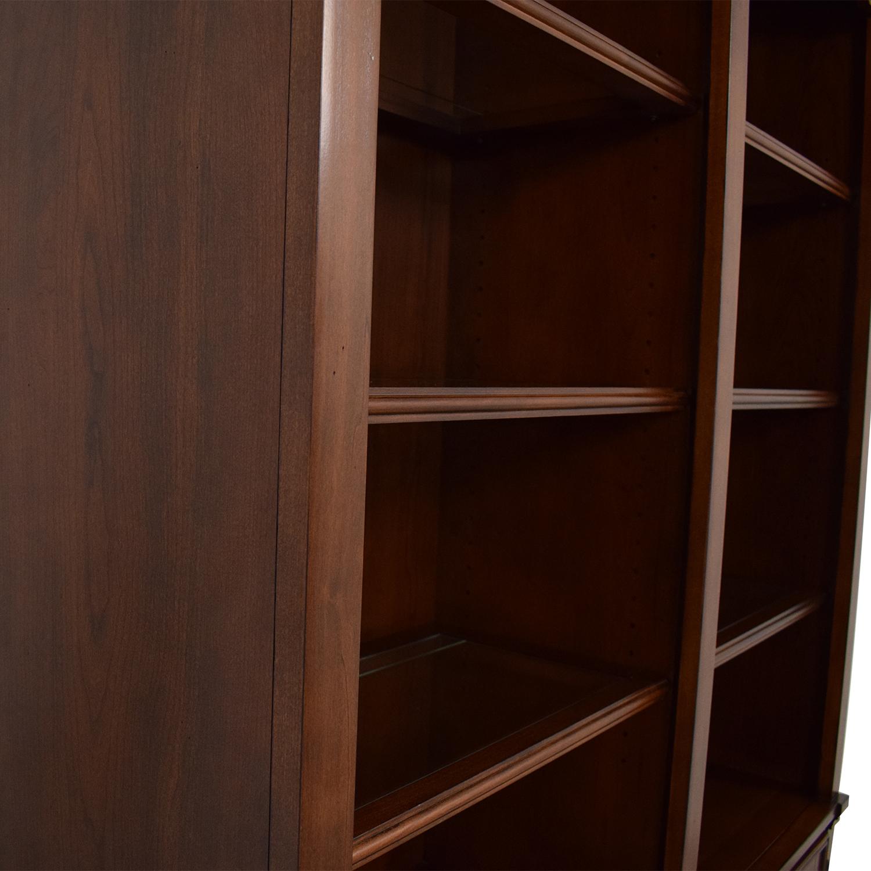 shop Hooker Bookcase Hooker Furniture Storage