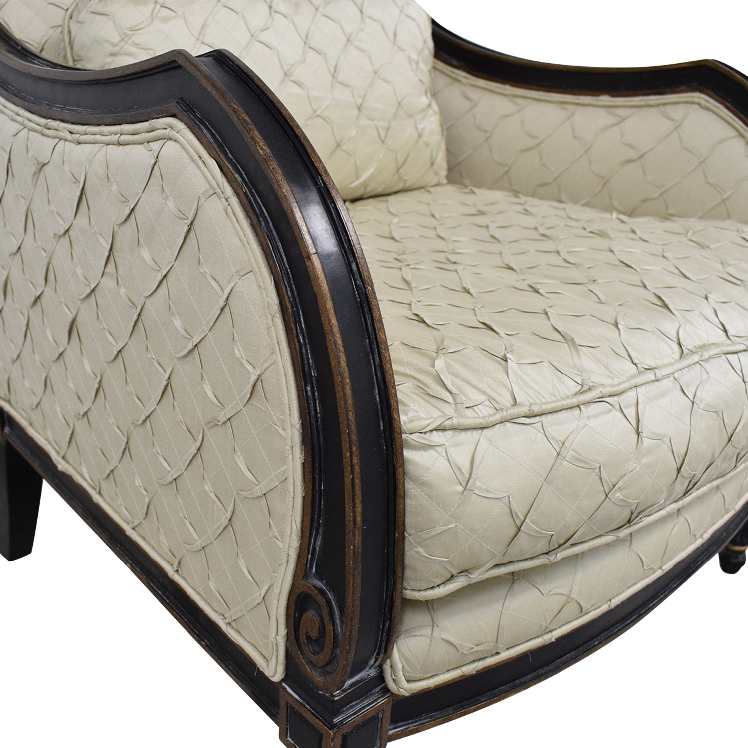 Jardine Ent Quilted Side Chair Chairs
