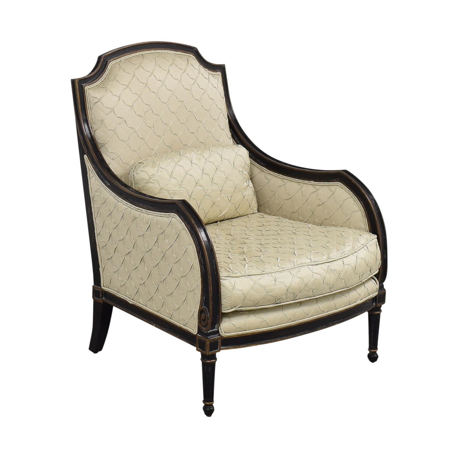 Jardine Ent Quilted Side Chair for sale