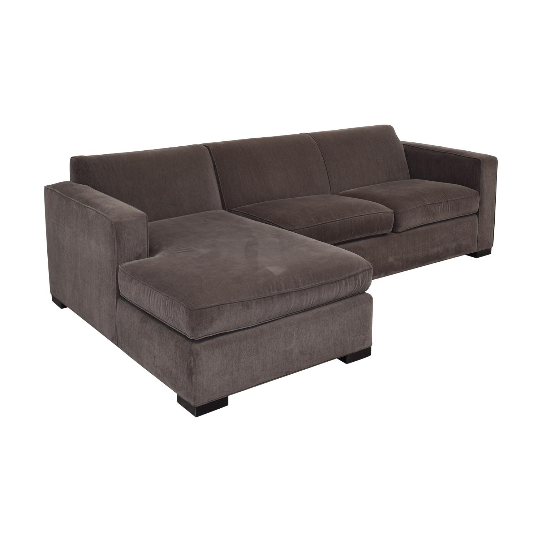Room & Board Room & Board Ian Sectional Sofa with Chaise nyc