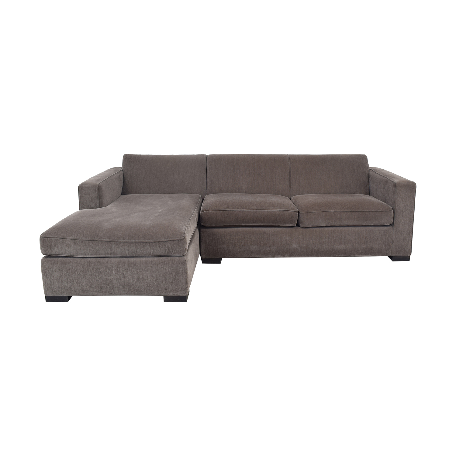 buy Room & Board Ian Sectional Sofa with Chaise Room & Board Sofas