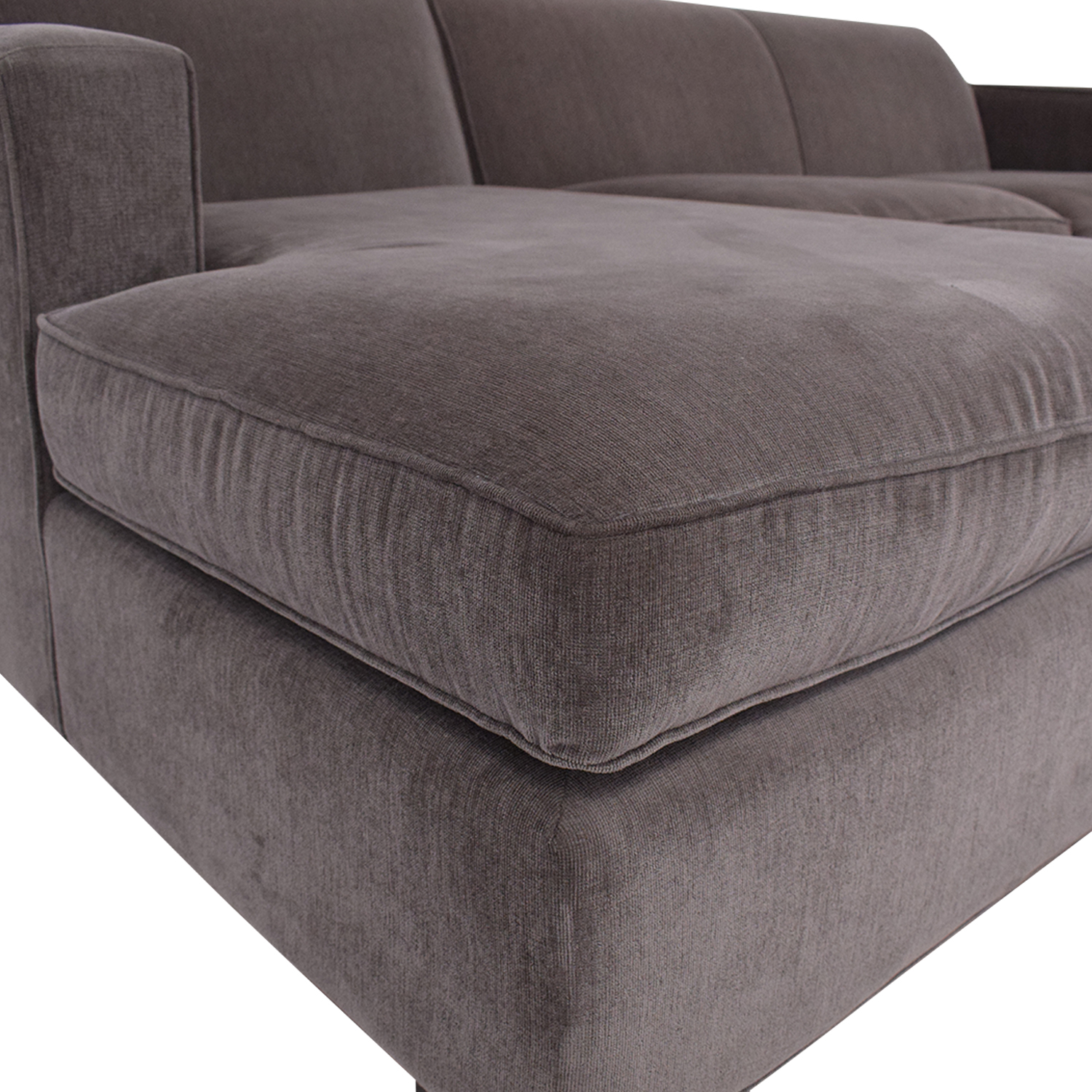 Room & Board Room & Board Ian Sectional Sofa with Chaise Sofas