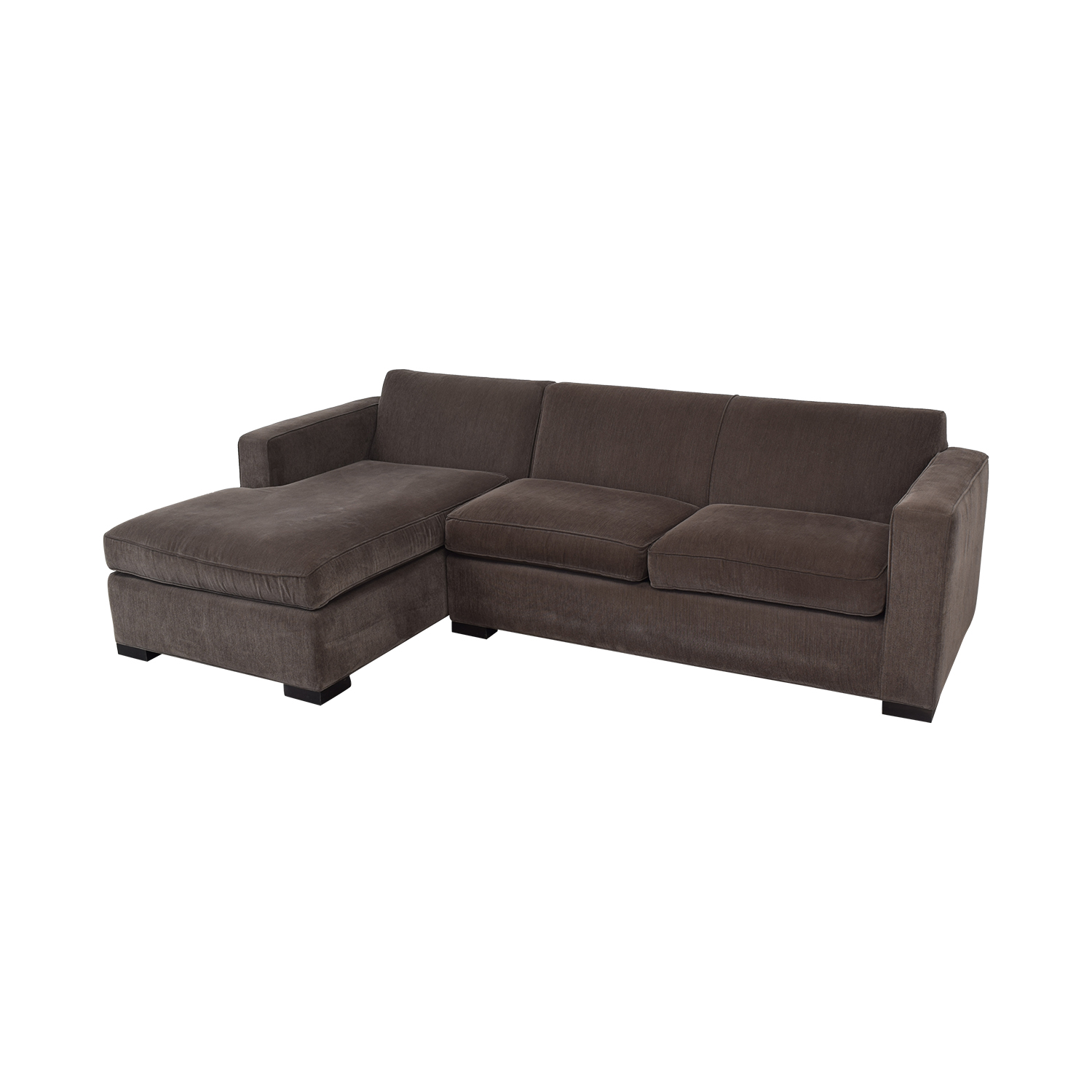 Fabulous 58 Off Room Board Room Board Ian Sectional Sofa With Chaise Sofas Spiritservingveterans Wood Chair Design Ideas Spiritservingveteransorg