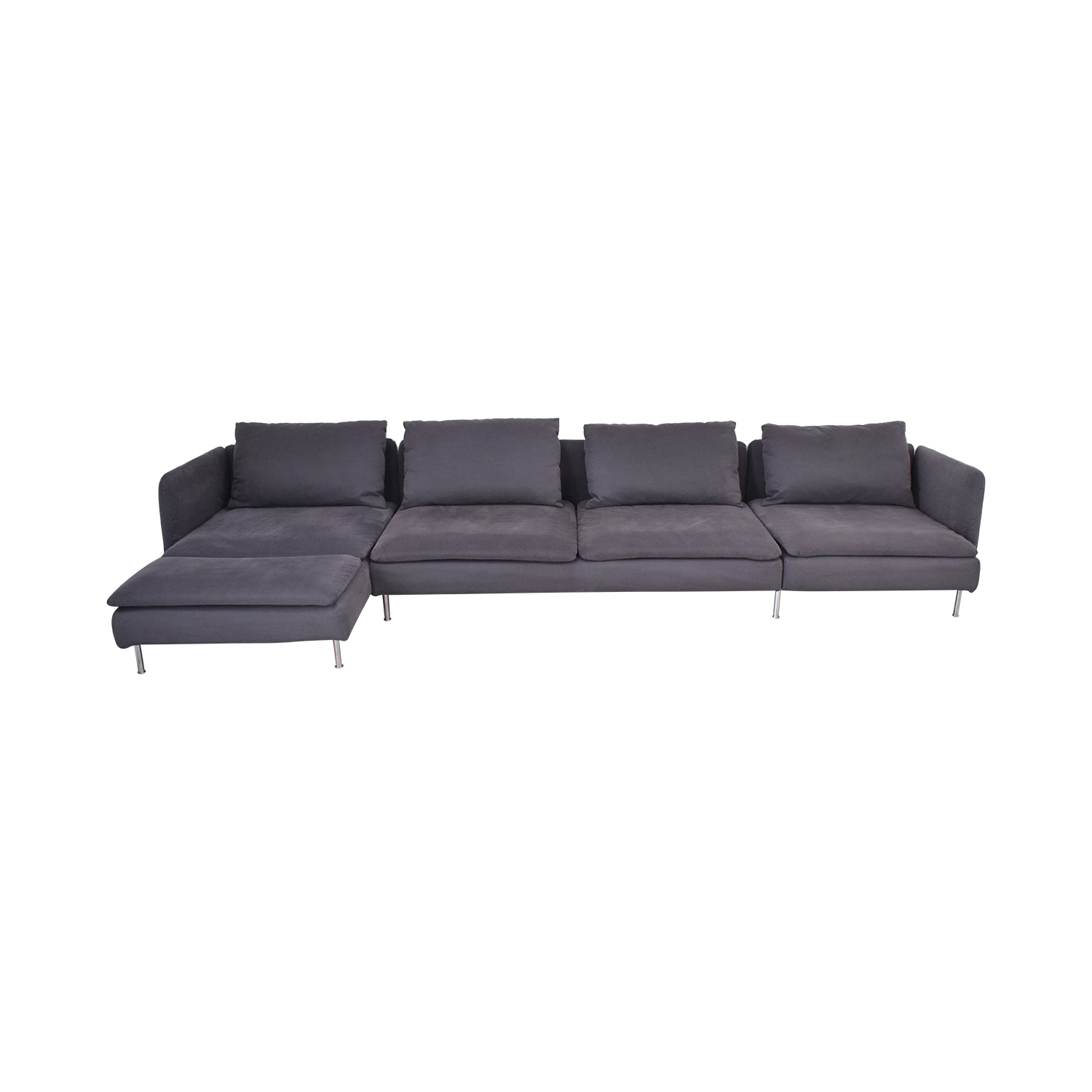 IKEA Chaise Sectional Sofa / Sectionals