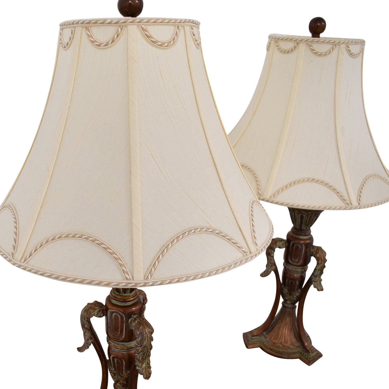 Cambridge Table Lamps second hand