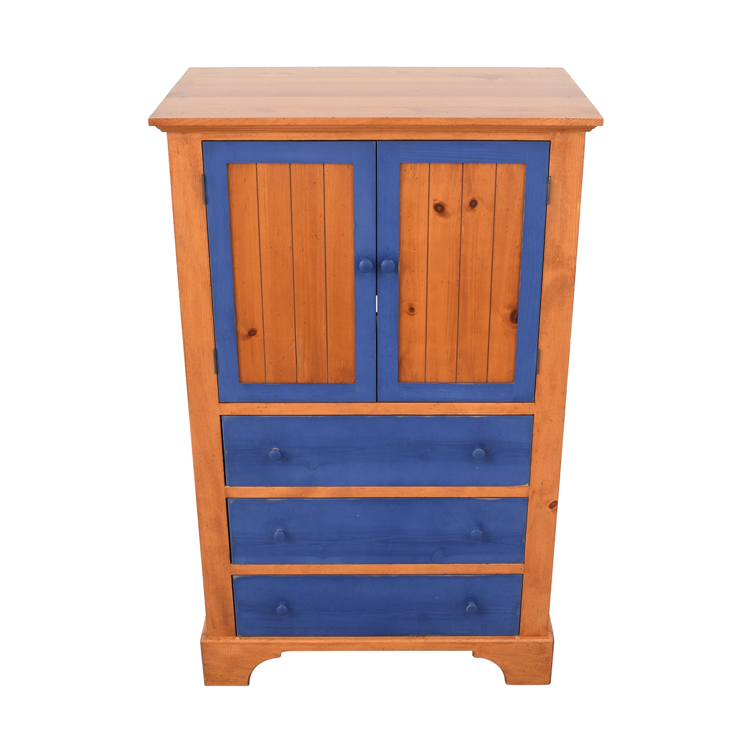 Ron Fisher Ron Fisher Childrens Armoire for sale