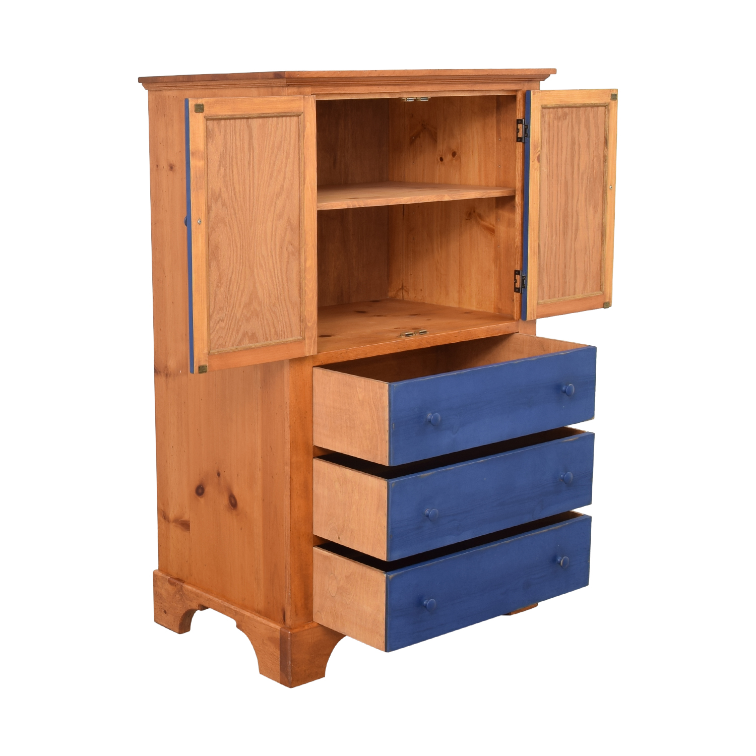 buy Ron Fisher Childrens Armoire Ron Fisher Storage