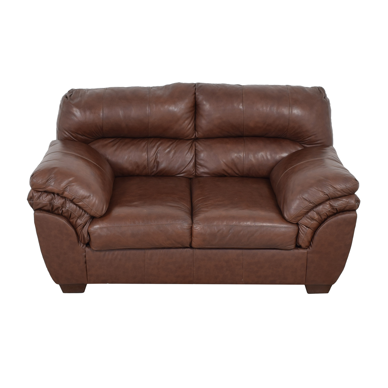 Ashley Furniture Ashley Furniture Overstuffed Loveseat price